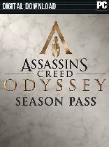 Buy Assassin's Creed Odyssey - Season Pass (DLC) [EU/RoW] Game Download