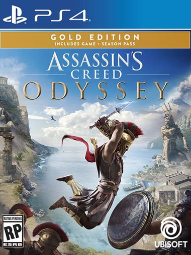 Buy Assassin S Creed Odyssey Gold Edition Ps4 Digital Code