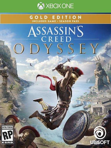 Assassin's Creed Odyssey Gold Edition - Xbox One (Digital Code) cd key