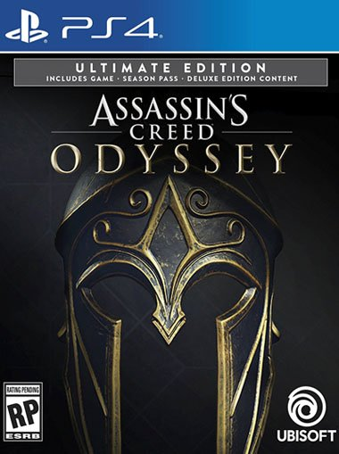 Assassin's Creed Odyssey Ultimate Edition - PS4 (Digital Code) cd key