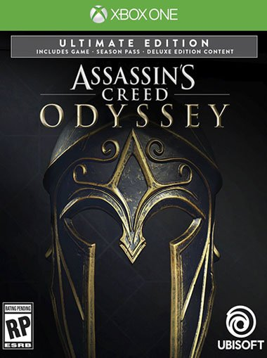 Assassin's Creed Odyssey Ultimate Edition - Xbox One (Digital Code) cd key