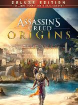 Buy Assassins Creed Origins Deluxe Edition [EU/RoW] Game Download
