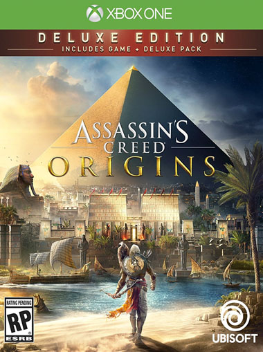 Assassins Creed Origins Deluxe Edition - Xbox One (Digital Code) cd key