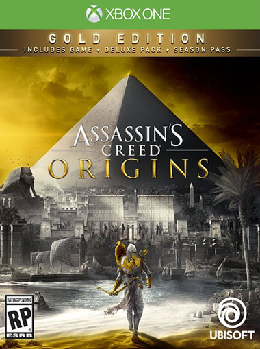Assassins Creed Origins Gold Edition - Xbox One (Digital Code) cd key