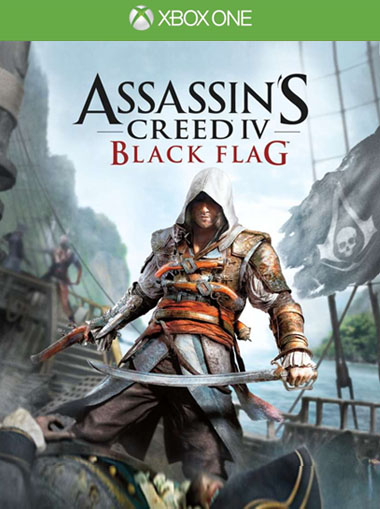 Buy Assassins Creed 4 Black Flag Xbox One Digital Code Xbox Live