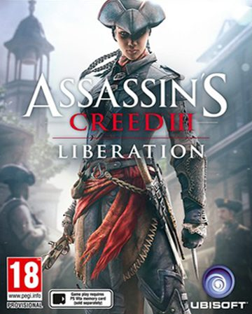 Assassins Creed Liberation HD cd key
