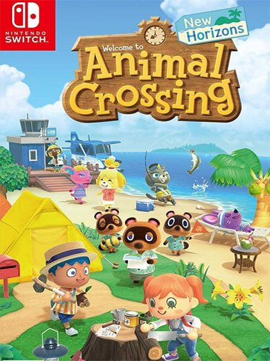 Animal Crossing: New Horizons - Nintendo Switch cd key