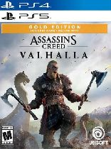 Buy Assassins Creed Valhalla Gold Edition - PS4/PS5 (Digital Code) Game Download