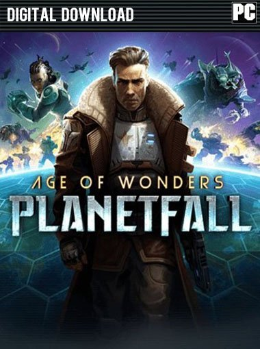 Age of Wonders: Planetfall (Publisher Download) cd key
