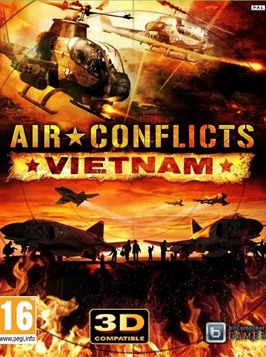Air Conflicts: Vietnam cd key