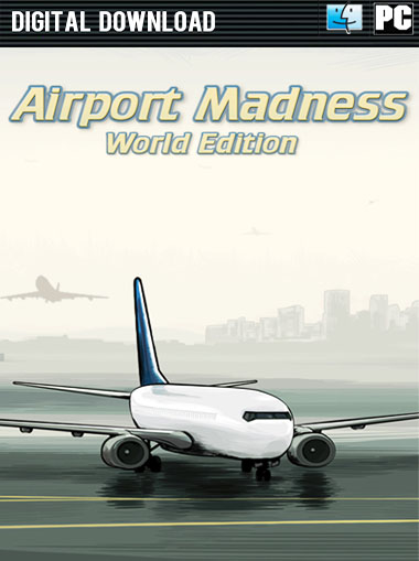 Airport Madness: World Edition cd key