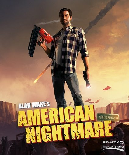 Alan Wake's American Nightmare cd key