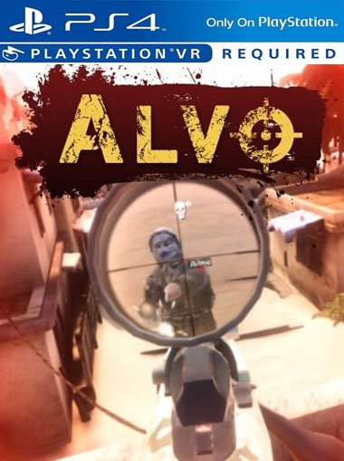 ALVO - PSVR PS4/PS5 (Digital Code) cd key