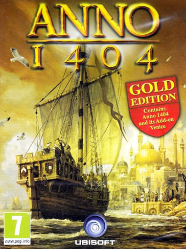 Anno 1404: Gold Edition cd key