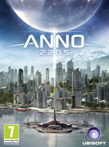 Anno 2205 cd key