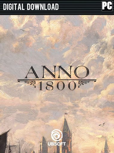 Anno 1800 [EU/RoW] cd key