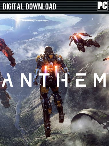 Anthem cd key