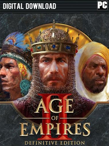 Age of Empires II: Definitive Edition cd key