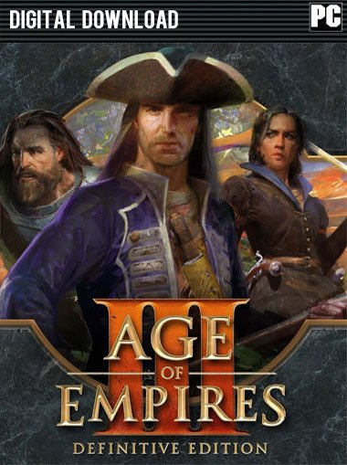 AGE OF EMPIRES 3 Definitive Edition cd key