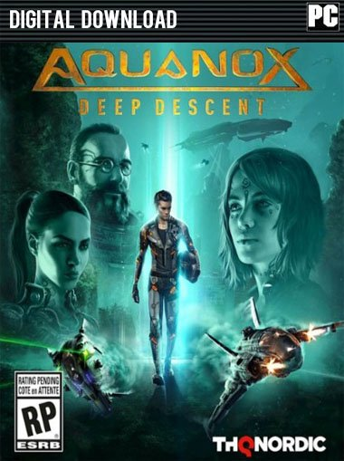Aquanox Deep Descent cd key