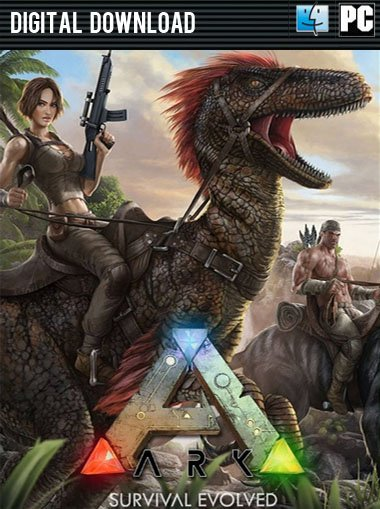 ARK Survival Evolved cd key