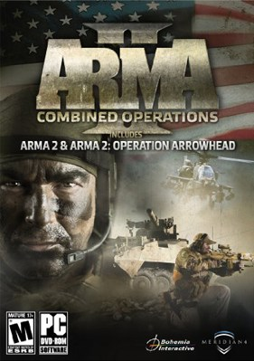 ArmA 2 Combined Operations cd key