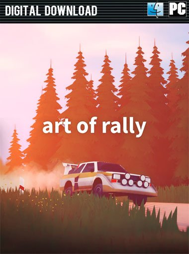 art of rally cd key