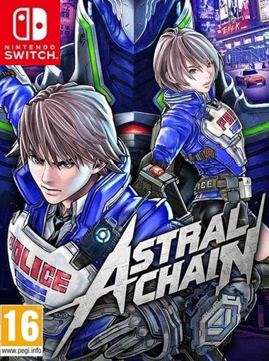 Astral Chain - Nintendo Switch cd key