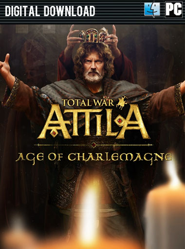 Total War: Attila + Age of Charlemagne Campaign Pack cd key