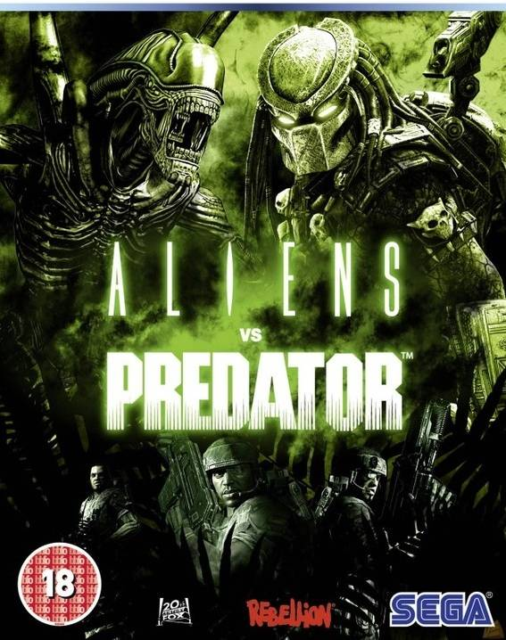 Alien vs Predator - Collection cd key