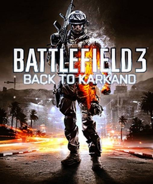 Battlefield 3 Back to Karkand Expansion Pack cd key