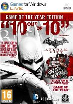 Buy Batman Arkham City GOTY Game Download
