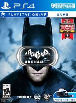 Buy Batman: Arkham VR - PlayStation VR PSVR (Digital Code) Game Download