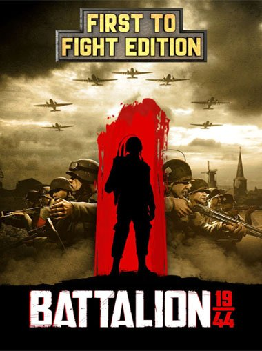 BATTALION 1944: First To Fight Edition cd key