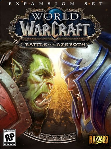 World Of Warcraft: Battle For Azeroth (US/NA) cd key