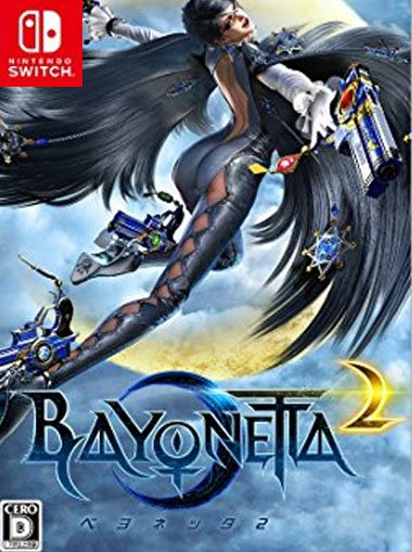 Bayonetta 2 - Nintendo Switch cd key