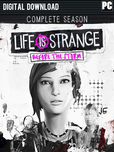 Life is Strange: Before the Storm - Complete Season cd key