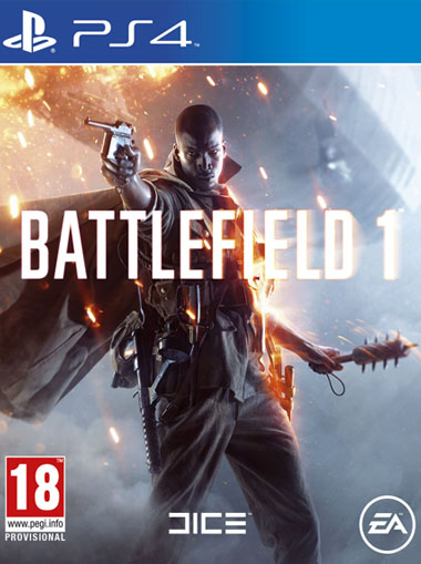 BF1 Battlefield 1 Revolution PS4