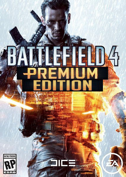 Battlefield 4: PREMIUM EDITION cd key