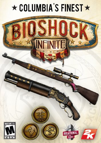 BioShock Infinite: Columbia's Finest Pack cd key