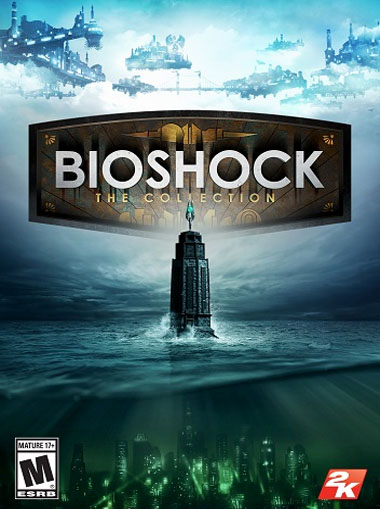 BioShock The Collection cd key