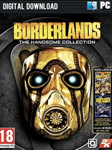 Borderlands: The Handsome Collection cd key
