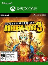 Buy Borderlands 3 Super Deluxe Edition - Xbox One (Digital Code) Game Download