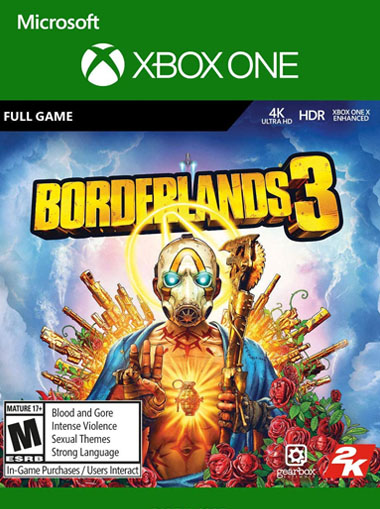Borderlands 3 - Xbox One (Digital Code) cd key