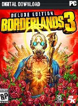 Buy Borderlands 3 Deluxe Edition Game Download