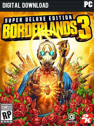 Borderlands 3 Super Deluxe Edition [EU] cd key