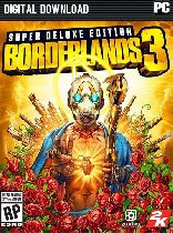 Buy Borderlands 3 Super Deluxe Edition Game Download