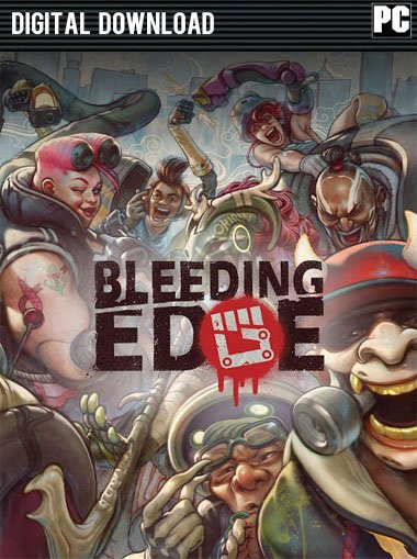 Bleeding Edge cd key