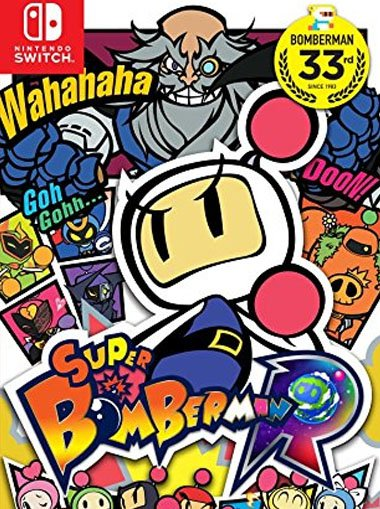 Super Bomberman R - Nintendo Switch cd key