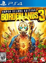 Buy Borderlands 3 Super Deluxe Edition - PS4 (Digital Code) Game Download